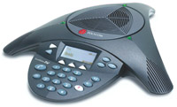 Polycom's Wireless Conference Phone SoundStation 2W