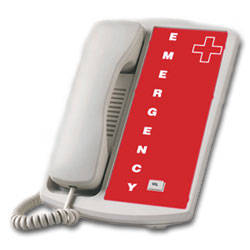 Aegis LBE hotel phone Aegis-LBE-00 emergency motel telephone
