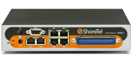 Shoretel Voice Switch 90BRIV BRI Trunking