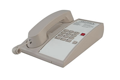 Teledex D Series Single Line Hotel Phones