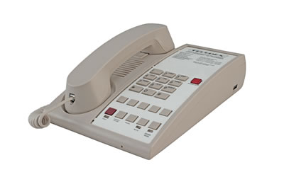 Teledex D Series corded analog Hotel Phones