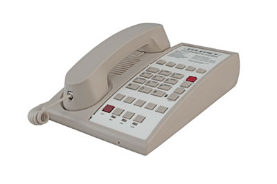 D Series Analog Hotel Phone