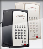 TeleMatrix 3100mwd5 Marquis hotel phone room telephone