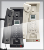 TeleMatrix 3302ip-TRM Trimline Marquis hotel phone room telephone