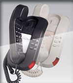 TeleMatrix Trimline 2 Marquis hotel phone room telephone