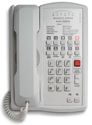 TeleMatrix Marquis 2800 series hotel phones motel telephones