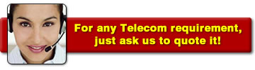 Get an express quote for all your business telecommunications needs
